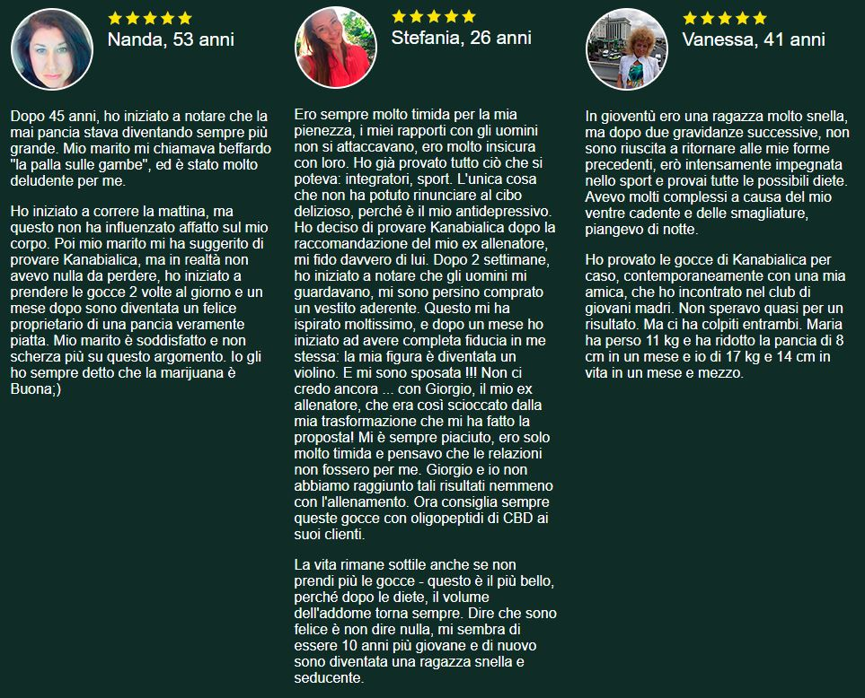 recensioni kanabialica